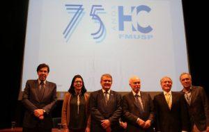 Faculdade de Medicina da USP celebra 75 anos do Hospital das Clínicas