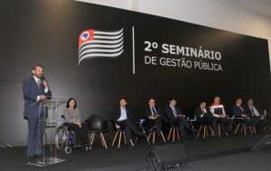SP assina 45 convênios para saneamento e gestão de recursos hídricos