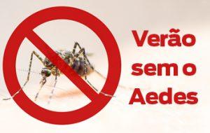 No verão, proteja-se contra o Aedes