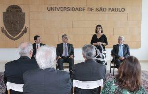 USP e UFRJ firmam parceria para o desenvolvimento de pesquisas