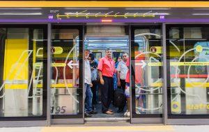Metrô conclui obra no corredor entre as estações Consolação e Paulista