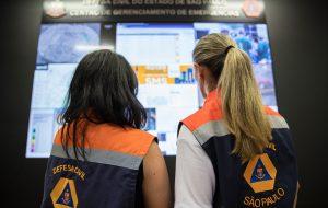 Defesa Civil mantém ações de apoio a vítimas e familiares da tragédia em Taguaí