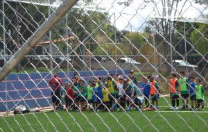 Secretaria de Esportes inaugura quadras nos municípios de Brotas e Birigui