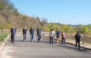 Projeto incentiva atividade física na Penitenciária de Franco da Rocha