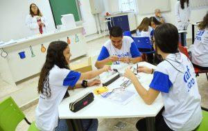 Evento na Unicamp promove vivência para 160 alunos de Ensino Médio