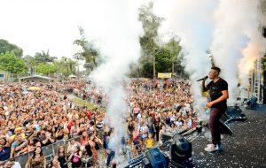 Linhas metropolitanas são opções de acesso para Festival de Verão de São Bernardo