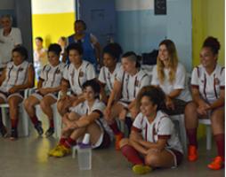 Futebol é ferramenta de inclusão em atividade na Fundação Casa