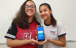 Jovens de Etecs criam projetos para melhorar a segurança pessoal