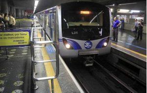 Metrô: Linhas 2-Verde e 3-Vermelha terão operação diferenciada neste domingo (19)
