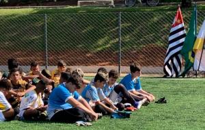 Secretaria de Esportes inaugura minicampo de grama sintética em Novo Horizonte