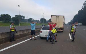 PM realiza 37ª Operação Rodovia Mais Segura nesta terça-feira (21)