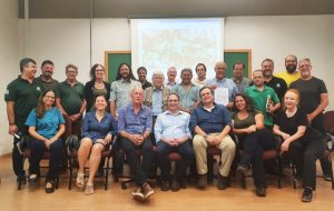Especialistas internacionais em primatas visitam área de proteção ambiental em SP