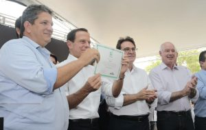 Governo de SP investe R$ 13,9 milhões em saneamento e infraestrutura em Itupeva