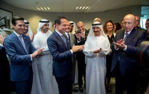 Governo do Estado inaugura escritório comercial de SP em Dubai