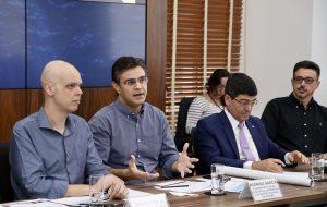 Governo de SP divulga balanço de serviços para atenuar efeitos das enchentes