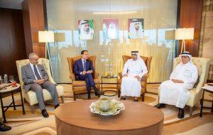 Governo do Estado negocia parcerias para captar investimentos no Oriente Médio