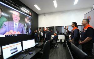 Doria faz videoconferência com Rodrigo Garcia para definir prioridades após inundações