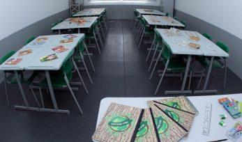 Inauguração do Complexo Educacional 'Ayrton Senna'