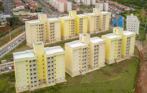 Governo de SP entrega 168 apartamentos em Bragança Paulista