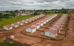 Secretaria da Habitação e CDHU sorteiam casas em Marinópolis e Lucianópolis