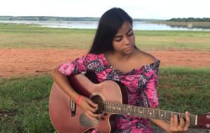 Ex-aluna do Guri participa de programa de talentos