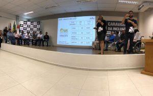 Vale do Futuro: Caravana da Inclusão reúne 250 pessoas em Miracatu