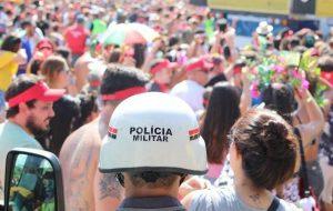 Polícias prendem 344 pessoas no primeiro dia do pós-carnaval em São Paulo