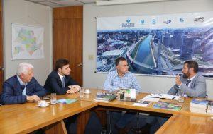 Governo de SP e Consórcio ABC debatem obras de drenagem e resíduos sólidos na região
