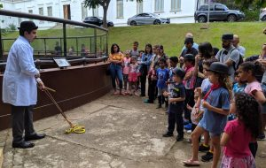 Instituto Butantan recebe 11 mil visitantes nas férias
