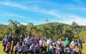 Parque Estadual Carlos Botelho recebe visita de alunos da APAE de São Miguel Arcanjo