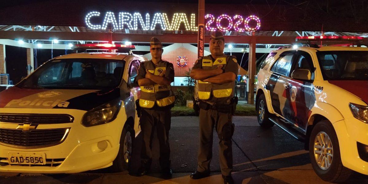 Polícia prende 333 pessoas no sábado de carnaval em todo o Estado de São Paulo