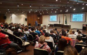 Cravi promove palestra sobre adolescentes em conflito com a lei