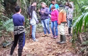 Parque Estadual Carlos Botelho forma monitores ambientais