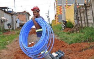 Sabesp inicia Programa Água Legal em dois municípios da Grande SP