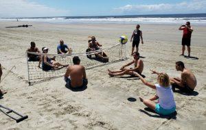 Ilha Comprida recebe passeio do Programa Praia Acessível
