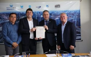 Governo do Estado firma acordo de gerenciamento de resíduos sólidos na Grande SP