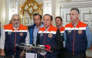 Governador decreta luto oficial no Estado por vítimas na Baixada