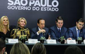 Governador sanciona reforma da Previdência de São Paulo