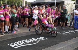 Governo de SP realiza a maior corrida feminina do Brasil em homenagem ao Dia da Mulher