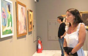 Governo de SP inaugura mostra Mulheres Modernas, em cartaz no Palácio dos Bandeirantes
