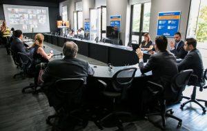 Governo realiza teleconferência com prefeitos das 15 regiões administrativas de SP