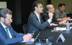 Governo de São Paulo se reúne com corpo consular do Estado