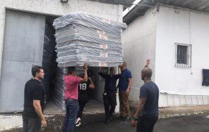 SP envia 19,5 toneladas de materiais de ajuda humanitária à Baixada Santista após chuva
