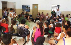 Área de Proteção Ambiental Silveiras promove oficina sobre plantas medicinais