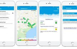 Cetesb lança nova versão de aplicativo sobre qualidade do ar