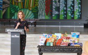Estado vai distribuir 1 milhão de cestas de alimentos para população em extrema pobreza