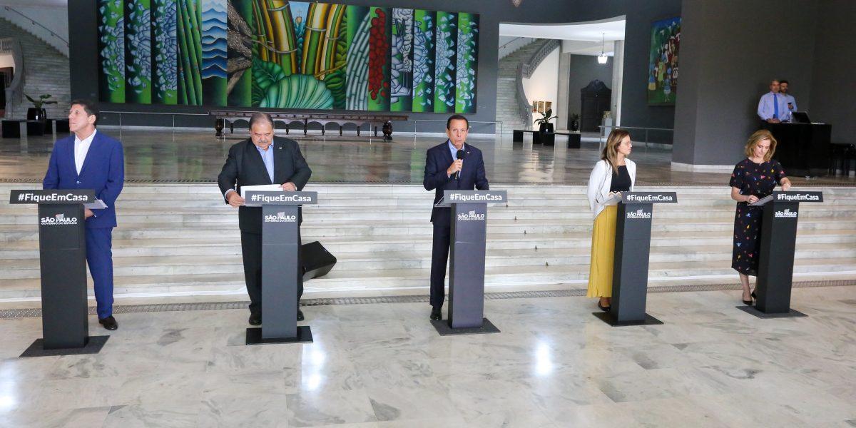 Governo de São Paulo montará hospital de campanha no complexo esportivo do Ibirapuera, na capital