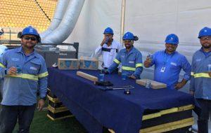 Sabesp entrega 120 mil copinhos de água a profissionais dos hospitais de campanha