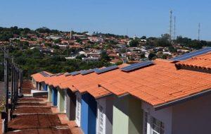 Secretaria da Habitação e Caixa entregam 181 casas em Aguaí