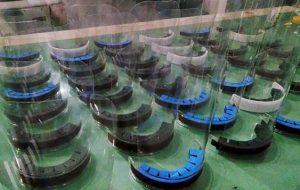 Máscaras para proteger profissionais da saúde são produzidas pelas Fatecs